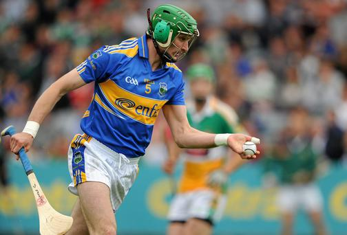 Declan Fanning has criticised Tipperary's 'crazy' tactics against Clare