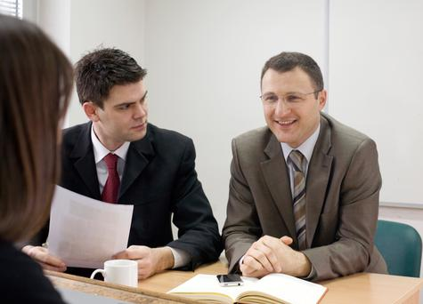 Be prepared for college interviews. Photo: Getty Images.