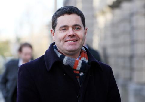 Paschal Donohoe, Minister for European Affairs