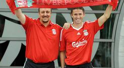 Robbie Keane spent just half a season at Liverpool following his £19m move in 2008