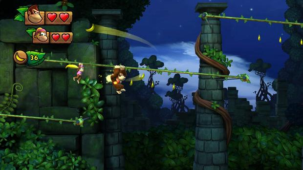 Donkey Kong Country: Tropical Freeze for Wii U