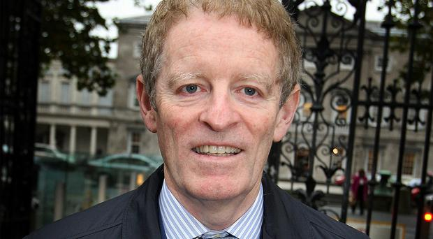 Eamonn Brennan, CEO of the Irish Aviation Authority