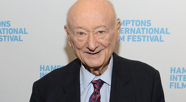 "Ed Koch: ""How'm I doin'?"""