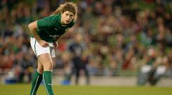 Irish rugby player Jenny Murphy
