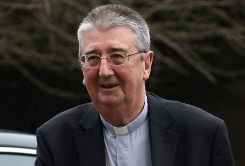 Archbishop Diarmuid Martin