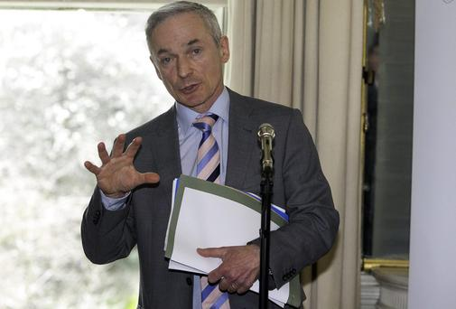 Minister for Jobs, Enterprise and Innovation, Richard Bruton