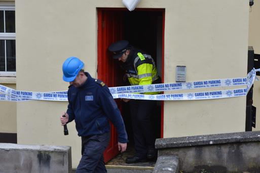 Scene of fatal fire in Mallow, Co Cork