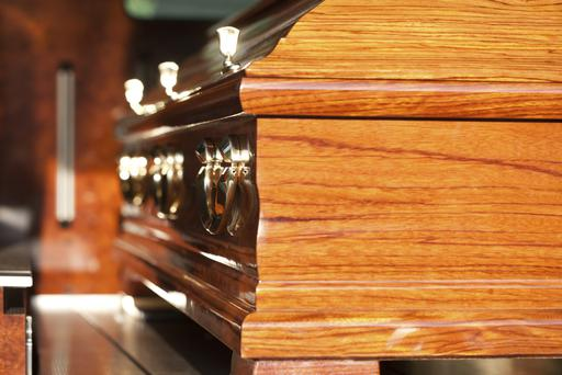 Funeral companies are to advice customers on security measures