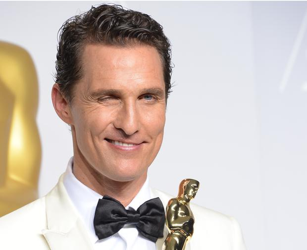 Reel Life Matthew Mcconaughey Is The Turnaround King Independent