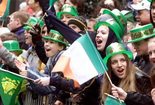 It's almost St. Patrick's Day - and with spring comes murmurings of a recovery.