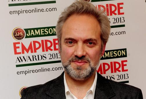 Director Sam Mendes spoke of political correctness. Ian West/PA Wire