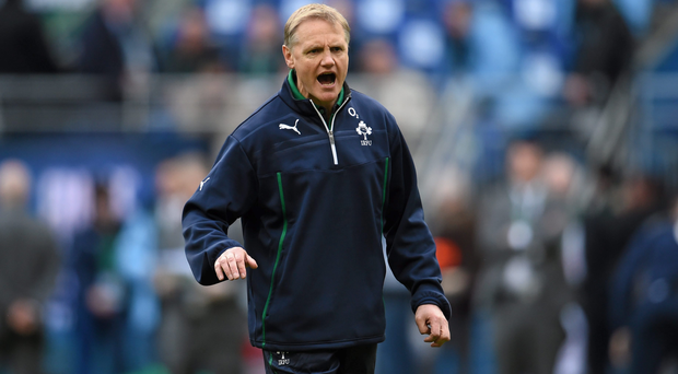 Ireland head coach Joe Schmidt admitted to having a sinking feeling before the end of the whistle.