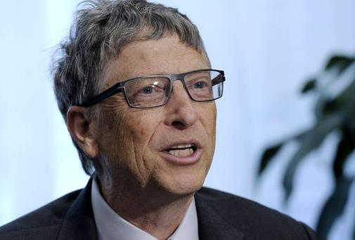 Bill Gates is a multi-billionaire
