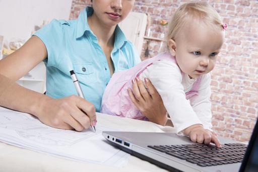 Working mums could see their pensions hit