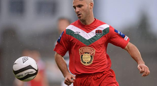 Danny Murphy, Cork City
