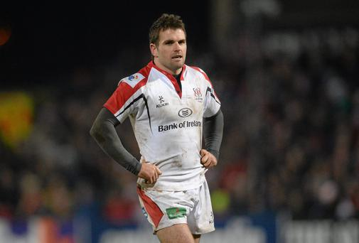 Ulster's Jared Payne will be a candidate for the No 13 shirt in the autumn