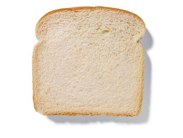 one slice of bread can have more salt than bag of crisps