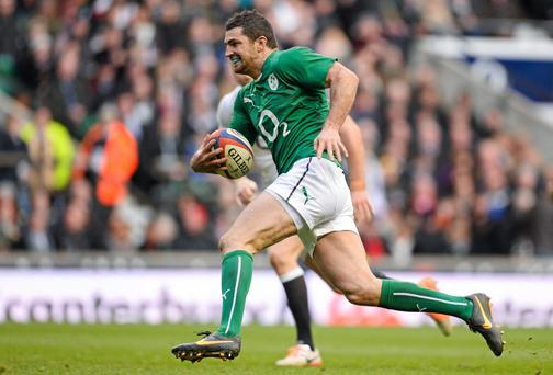 Rob Kearney believes it's important that Ireland build on their Six Nation success