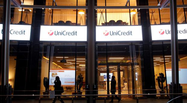 UniCredit Bank Ireland's exposure to Italian and Spanish sovereign debt exceed