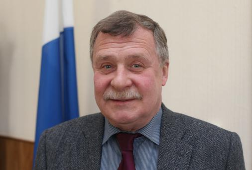 Russian Ambassador to Ireland Maxim Peshkov told the Irish Independent that if Ireland supported sanctions against the superpower it would suffer serious economic consequences. Photo: Damien Eagers