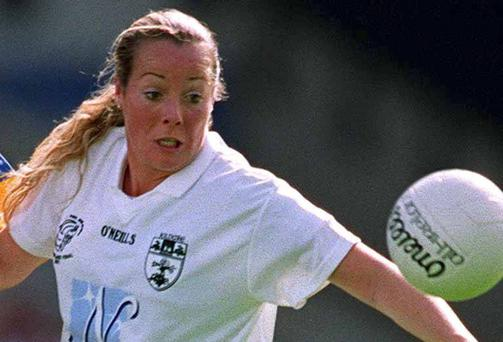 Janice O'Brien, who played Kildare in 2001