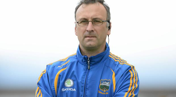 26 May 2013; Tipperary manager Peter Creedon. Munster GAA Football Senior Championship, Quarter-Final, Kerry v Tipperary, Fitzgerald Stadium, Killarney, Co. Kerry. Picture credit: Diarmuid Greene / SPORTSFILE