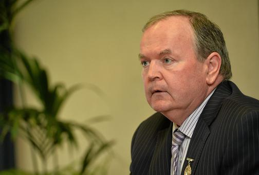GAA president Liam O'Neill: 'People want a debate on hurling'