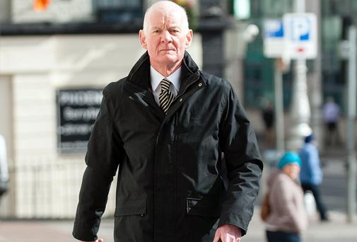 Former financial regulator Patrick Neary at Dublin Circuit Criminal Court