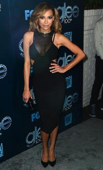 "Actress Naya Rivera attends Fox's ""GLEE"" 100th Episode Celebration"