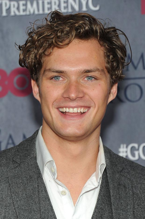 "Actor Finn Jones attends the ""Game Of Thrones"" Season 4 New York premiere at Avery Fisher Hall, Lincoln Center on March 18, 2014 in New York City."
