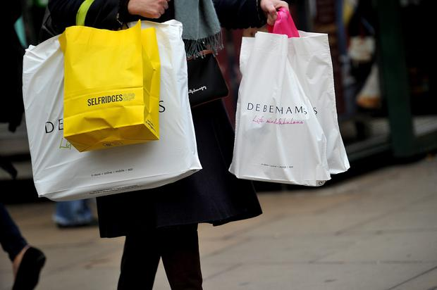 Retailers can raise prices if they want