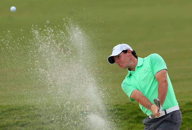 Rory McIlroy is embroiled in a court case with his former agent