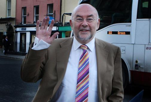Education Minister Ruairi Quinn has spearheaded the Junior Cert reform plans. Photo: Tom Burke