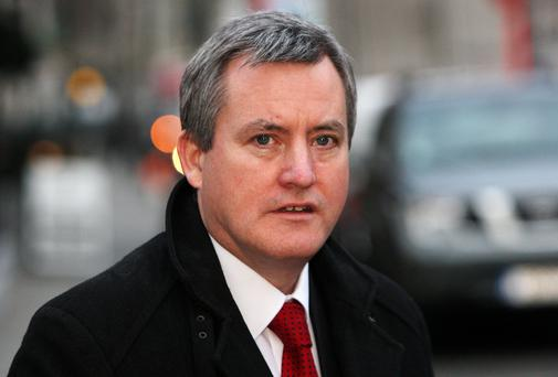 Kieran O'Donnell: likely to chair the Dail inquiry