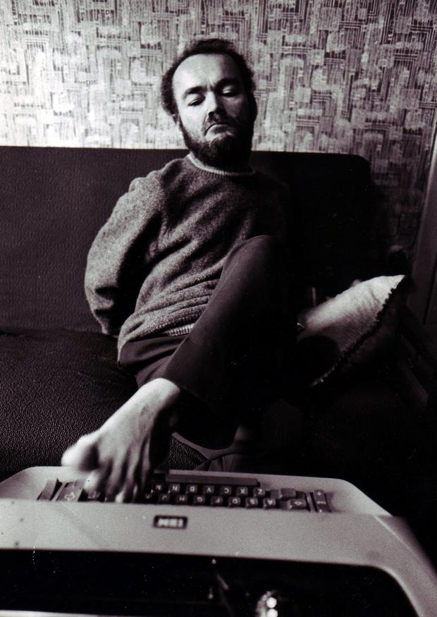 Author Christy Brown