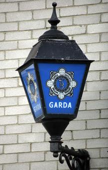 The infant was taken to Henry Street garda station