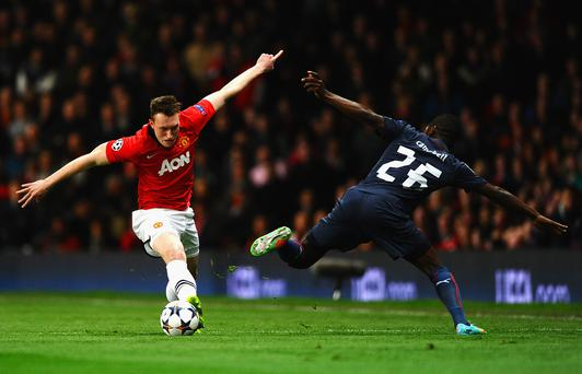 Phil Jones says that victory last night can spur United on.