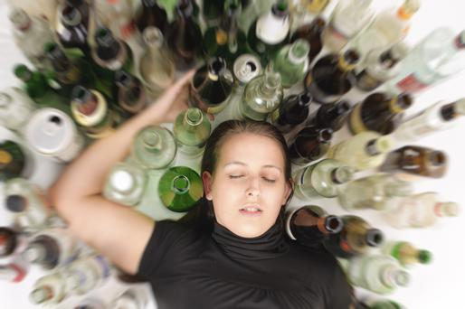 Three pints, according to the latest report, makes you a binge drinke. Photo: Getty Images.