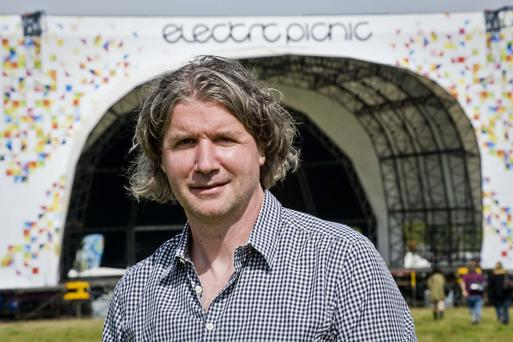 John Reynolds, former promoter of Electric Picnic