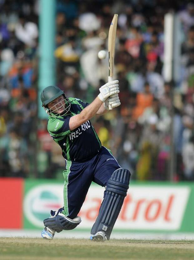 Andrew Poytner's fifty came off just 27 balls