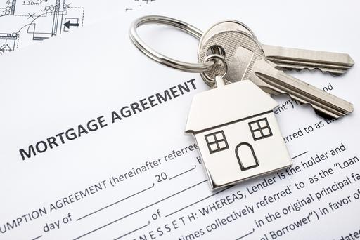 A total of 4,500 mortgages were approved, 51pc higher than in the first quarter of 2013