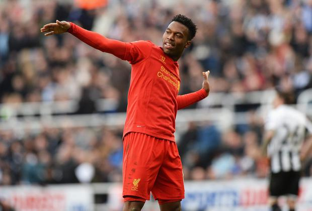 Daniel Sturridge has suffered a slight strain but remains a doubt for the trip to Norwich