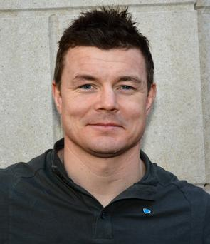 Brian O'Driscoll is to receive the freedom of the city tonight.