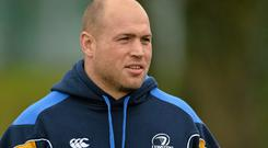 Leinster's Richardt Strauss