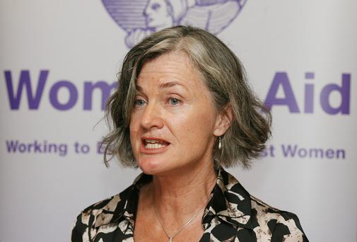 ABUSE ON THE RISE: Margaret Martin, director of Women's Aid, says the organisation has seen rapid growth in the number of women victims of 'revenge porn' seeking help and support. Photo: James Horan/Collins