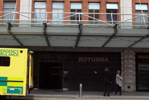 The Rotunda Hospital in Dublin