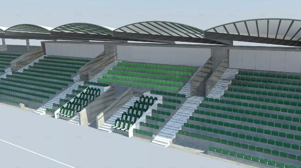 An image of the redevelopment at Ruislip