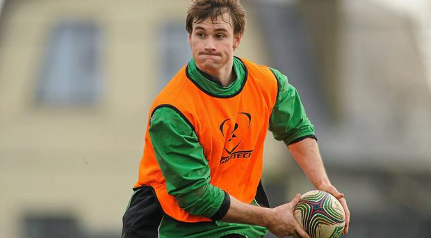 Connacht's Kyle Tonetti, who may have been forced to call it a day following an injury