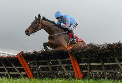 Un De Sceaux, with Ruby Walsh up, back in February