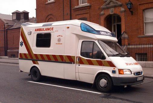 The ambulance service is under pressure